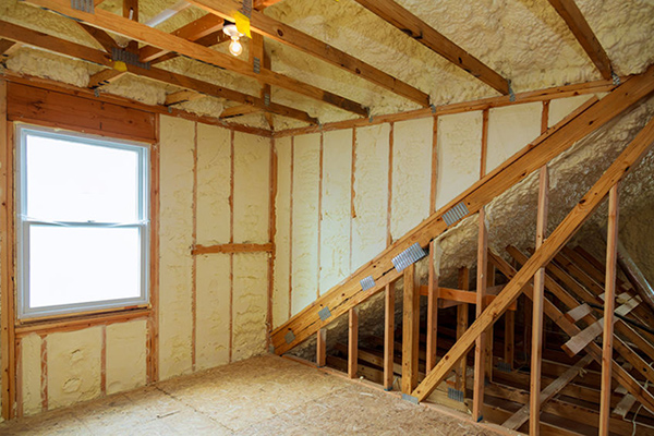Element Spray Foam - Residential Applications