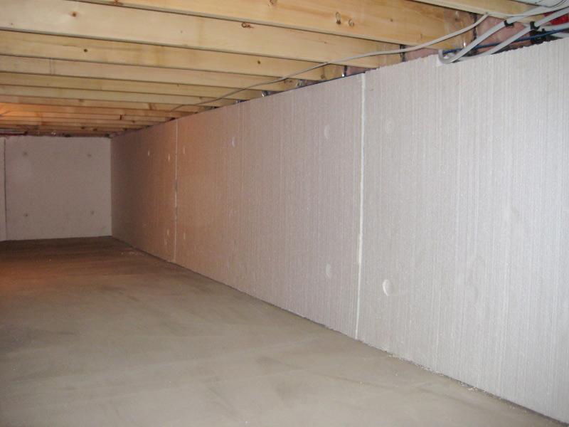 Element Spray Foam - Rigid Insulation Langley