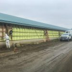 Element Spray Foam - Agricultural Projects