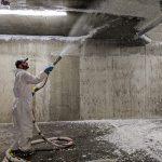 Element Spray Foam - Industrial Projects