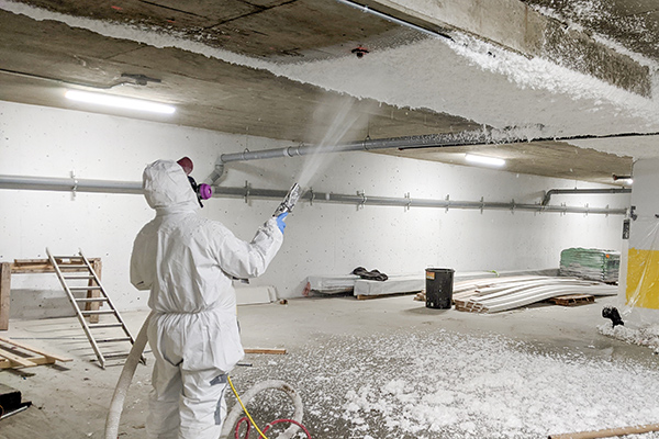 Thermal Spray Insulation