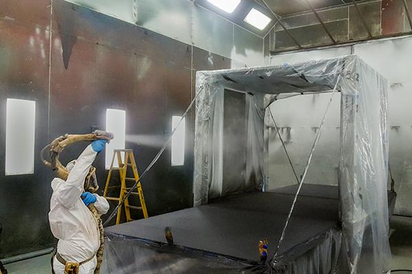 Spray-On Coatings